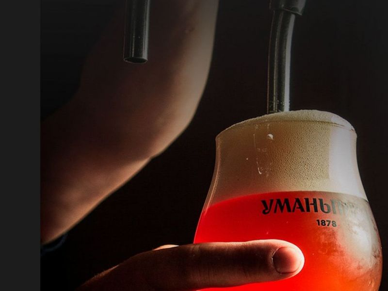 Плюсы живого пива от Уманьпиво
