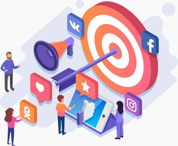 Основные преимущества таргетинговой рекламы в соцсетях