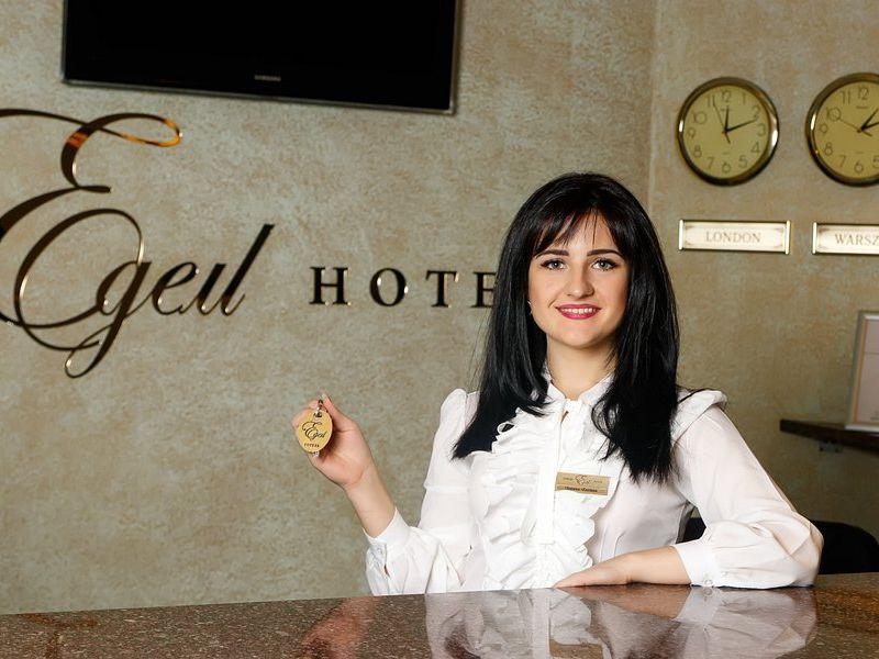 Сильные стороны отеля Эдем во Львове