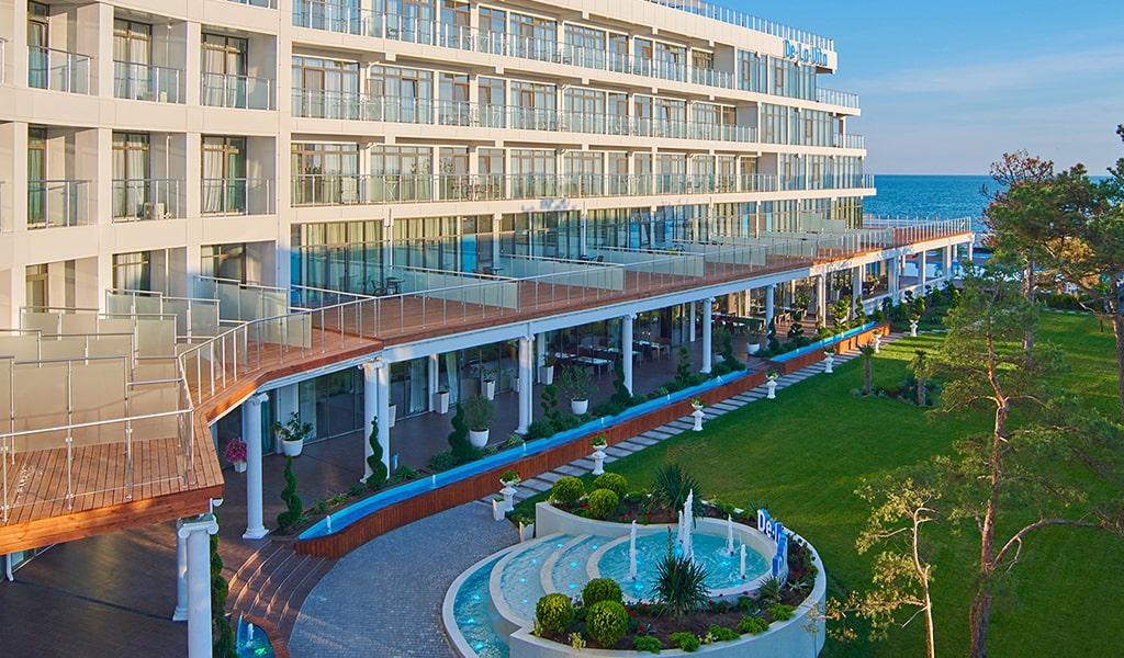 Спа-комплекс в Коблево - основные преимущества отдыха