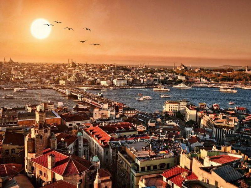 Туры в Стамбул - возможность насладиться восточной сказкой